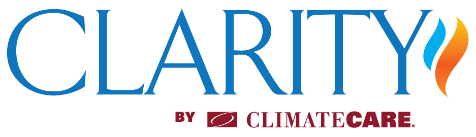 clarity by climatecare logo